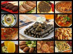 арабская еда слова