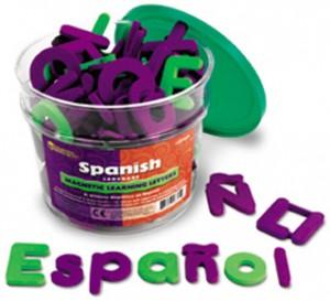 Испанский язык, грамматика