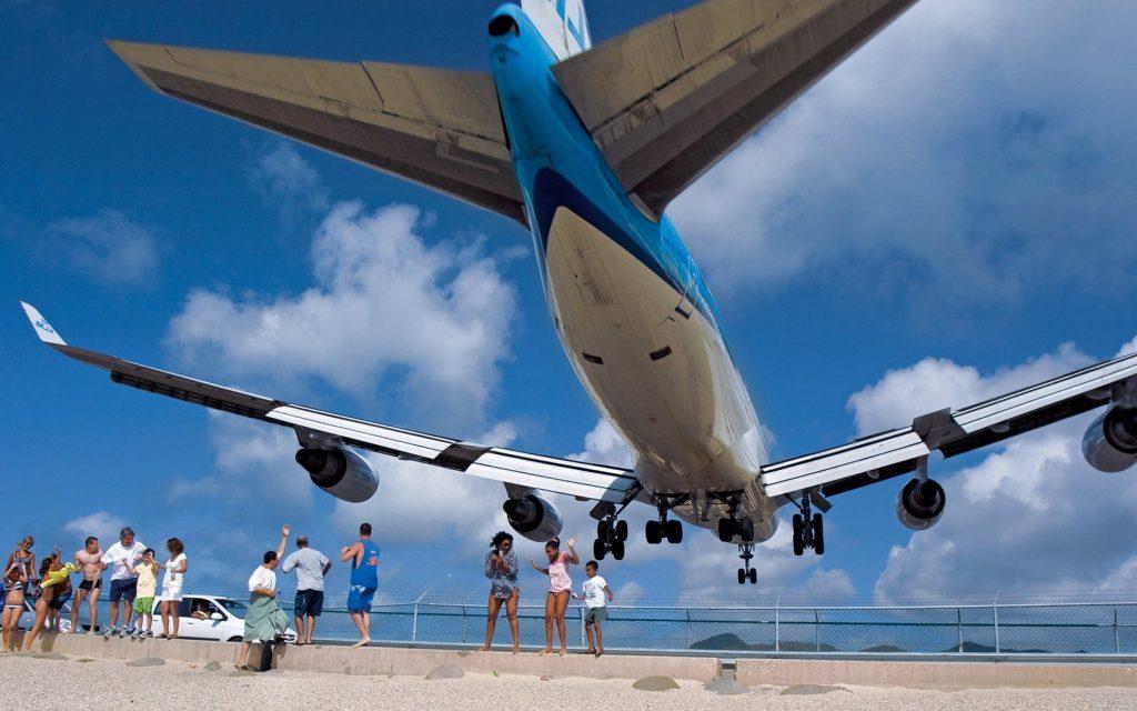 гражданская авиация, пассажирский самолет